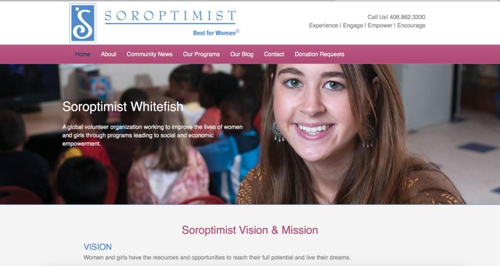 Soroptimist Whitefish