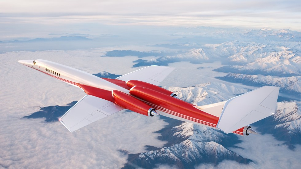 Picture of the Aerion AS2