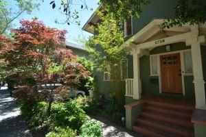 craftsman home in Berkeley