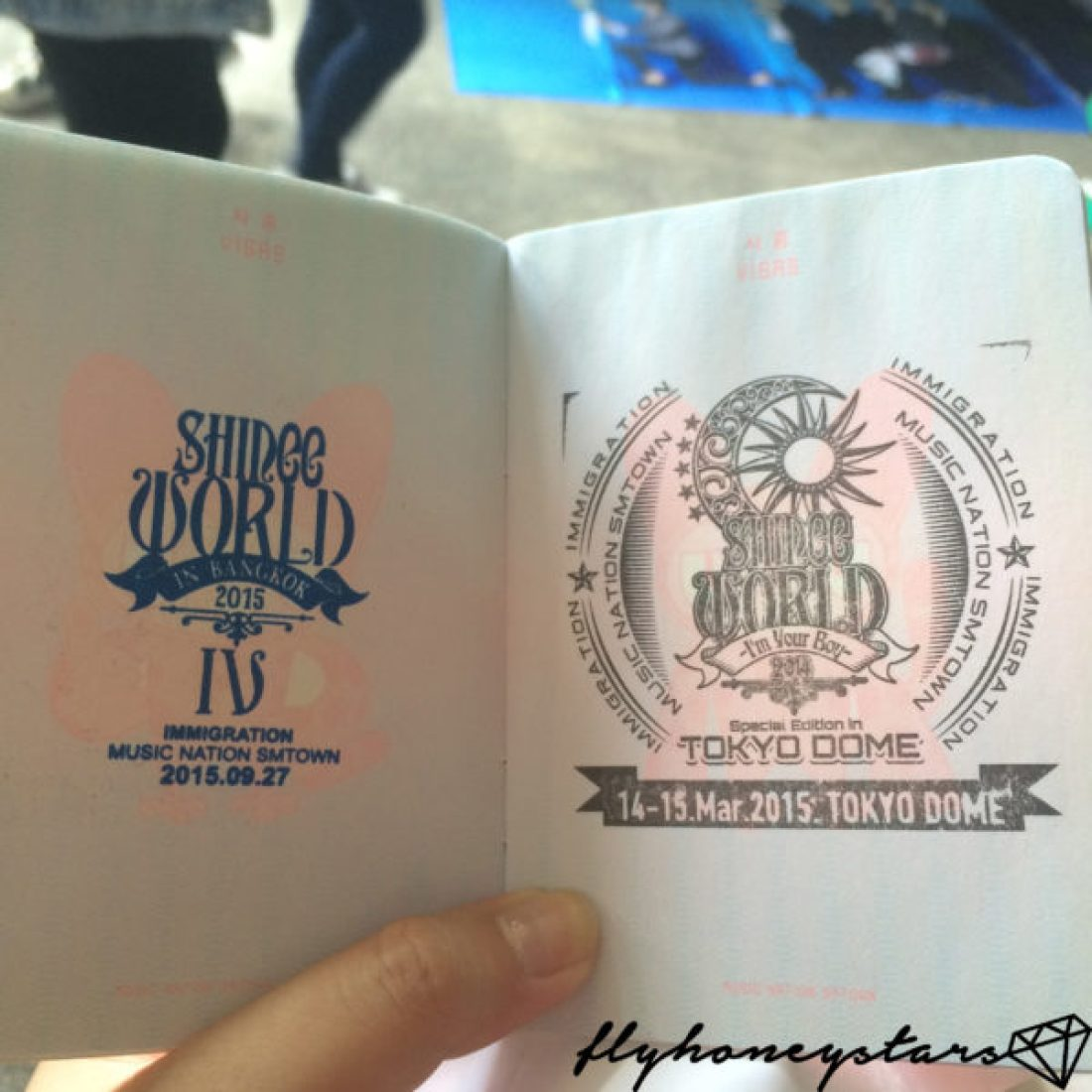shinee world 4 bangkok 2