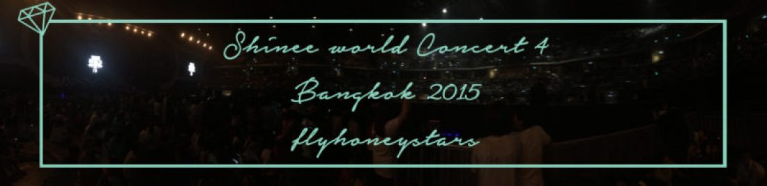 shinee world 4 bangkok
