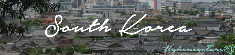 south korea header