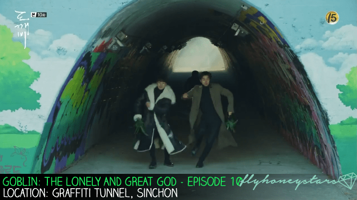 goblin-drama-location-graffiti-tunnel-sinchon
