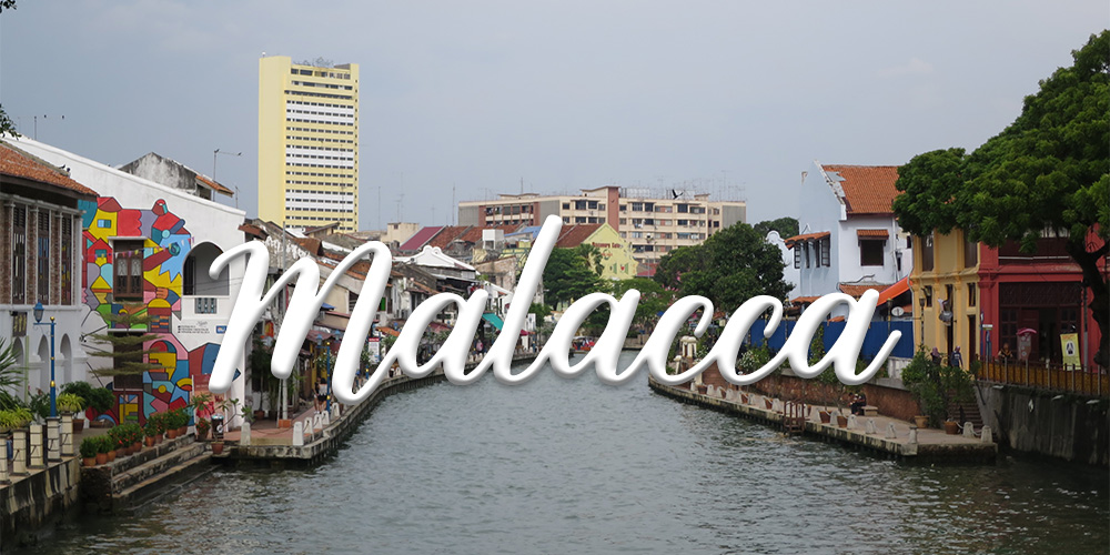 2D1N Weekend Trip to Malacca - Nov 2016