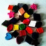 Recyclage de Crayolas, DIY.