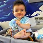 Quand BabyPunk prend l'avion: l'Île Maurice!