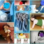 Histoires de doudous vues par une (jeune?) Mamy, ou comment bien choisir un doudou!