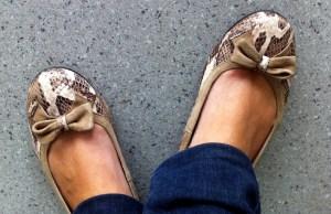 chaussures pour femme enceinte séraphine