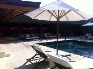 piscine zen bali