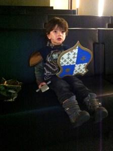 costume chevalier oxybul