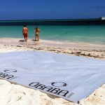 Indispensable pour les beaux jours: le drap de plage Ôbaba