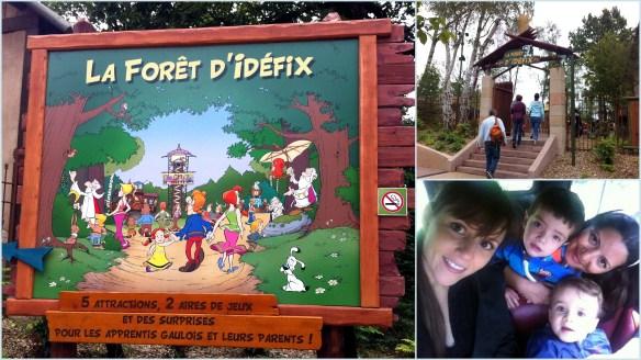 forêt d'idéfix