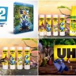 Le DVD Rio 2 à gagner et des produits UHU!