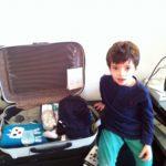 La valise est prête!