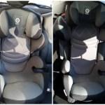 Nouvelle vie => nouvelle voiture => nouveau siège auto!