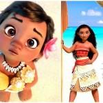 Vaiana, Moana, légendes maohi de Tahiti