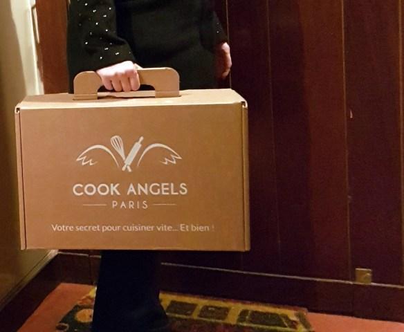 cook angels idée repas saint valentin