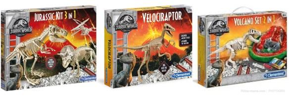 dinosaures clementoni