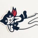 Flyin-mama présente: The Flying cats (sic)