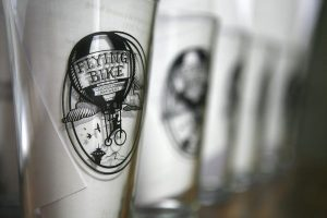 Flying Bike Glasses