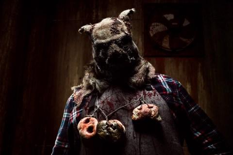 Horror Nights 2010 Character