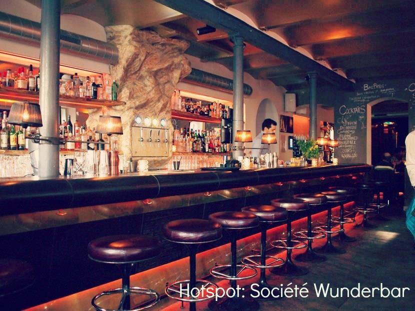 Societe Wunderbar Hotspot Amsterdam Centrum