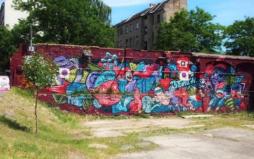 Hotspot Berlijn RAW Tempel