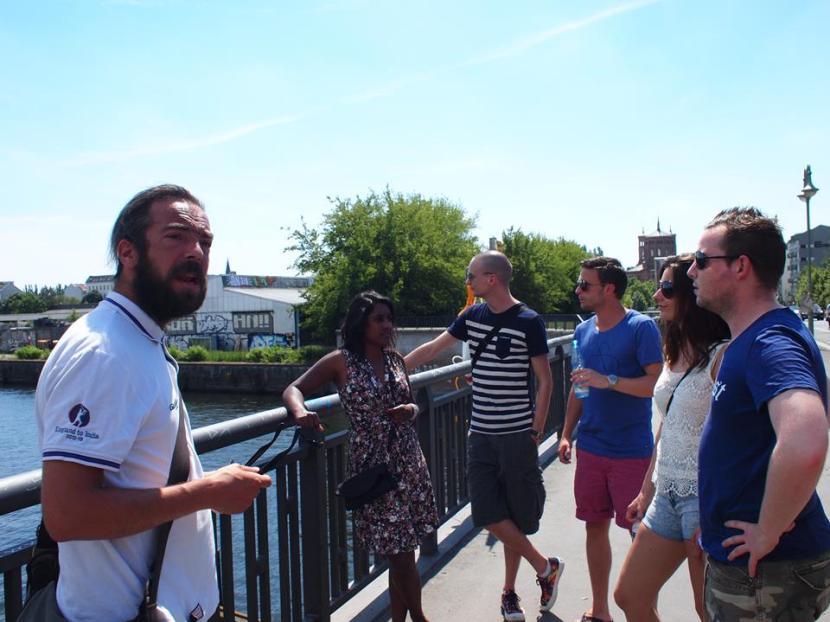 Berlijn stadwandeling alternative tours