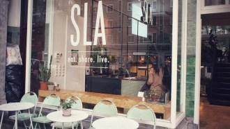Hotspot Amsterdam SLA bar