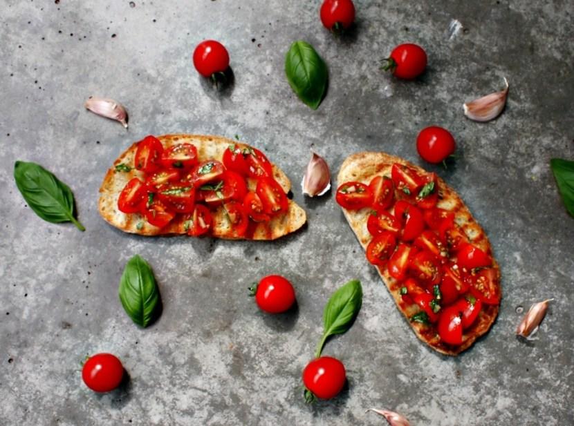 Tomaten Bruschetta Italiaans recept