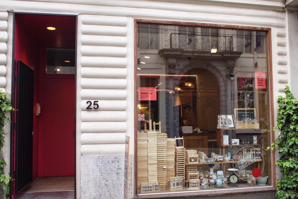 Hotspot Gent Belgie Spice Bazaar