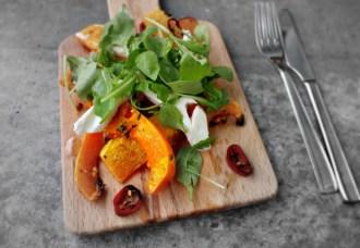 Italiaans recept gegrilde pompoen