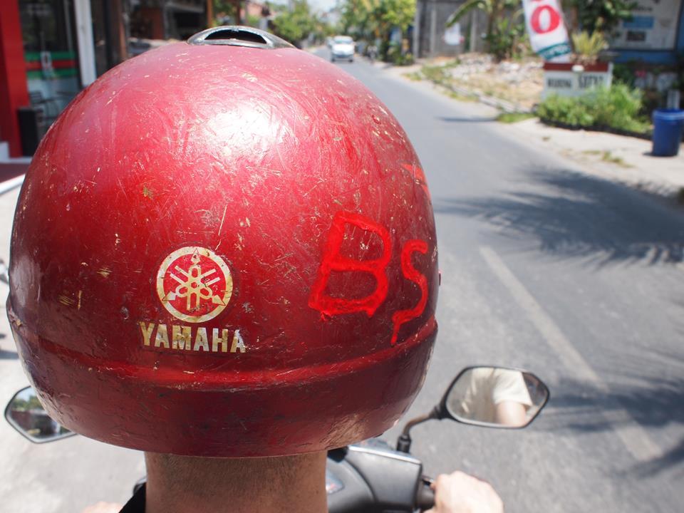 Bali Seminyak scooter huren