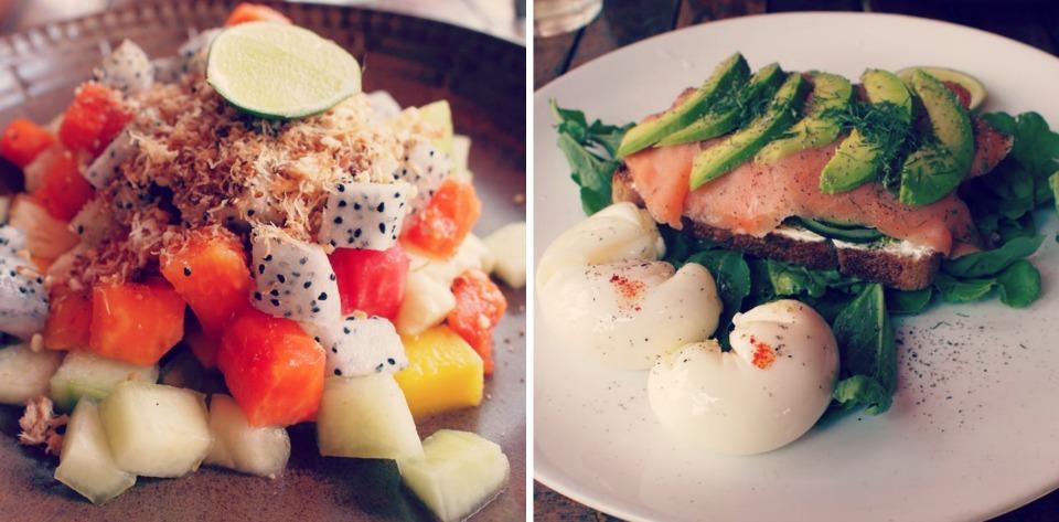 Watercress Hotspot Seminyak Bali Indonesie lunch brunch ontbijt MM
