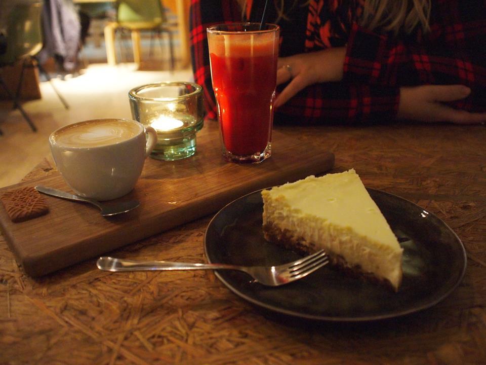 Hotspot Antwerpen Coffee labs koffie