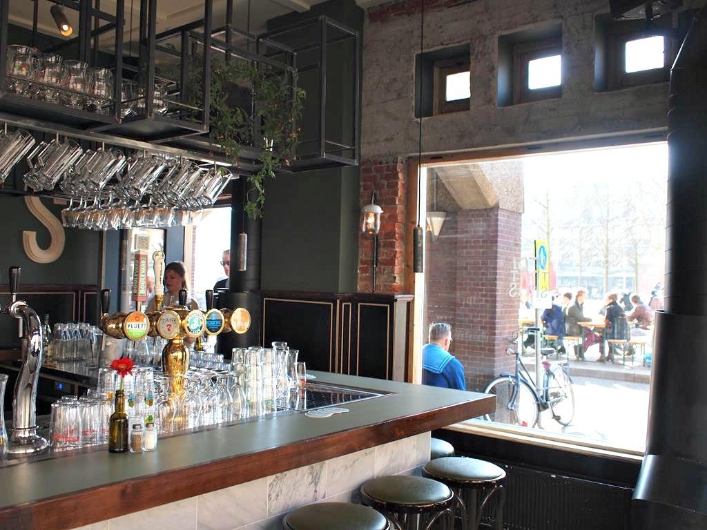 Frits Bier en Burgers Hotspot Amsterdam West 1