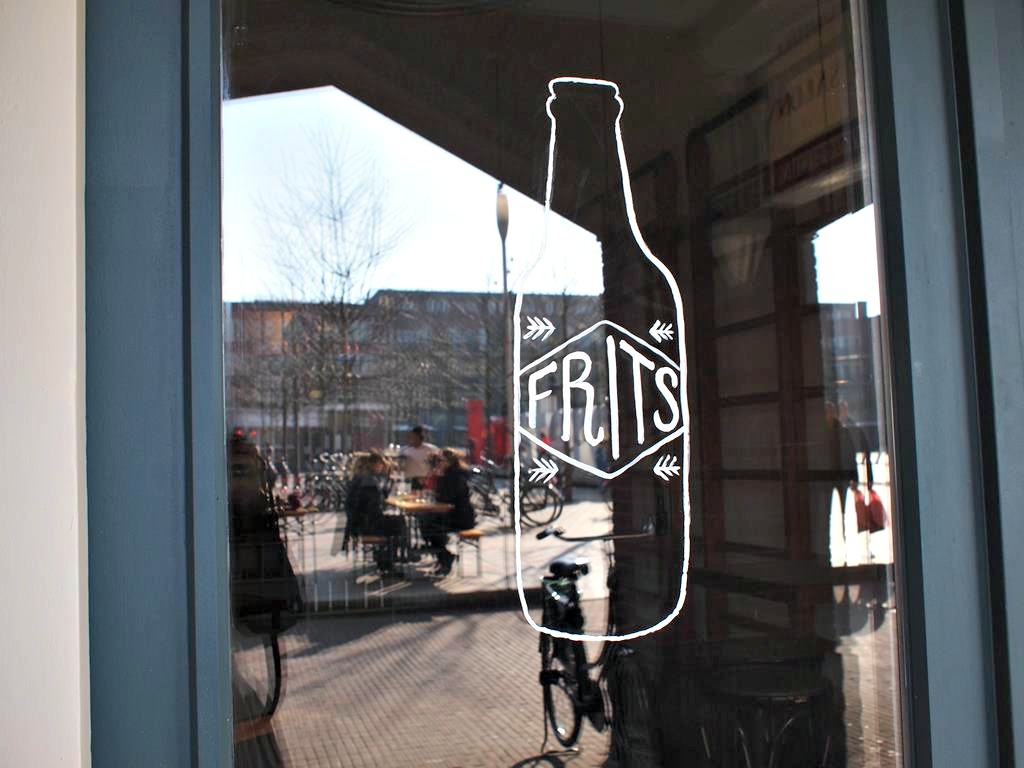Frits Bier en Burgers Hotspot Amsterdam West