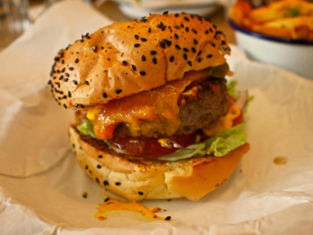 Hotspot Amsterdam Burgers Geflipt de pijp