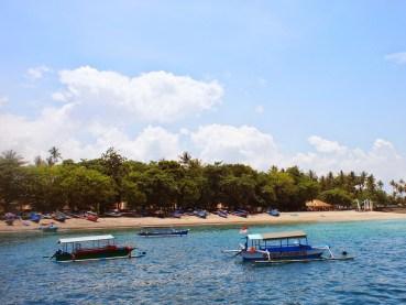 Welke Gili eiland past bij jou Gili Trawangan