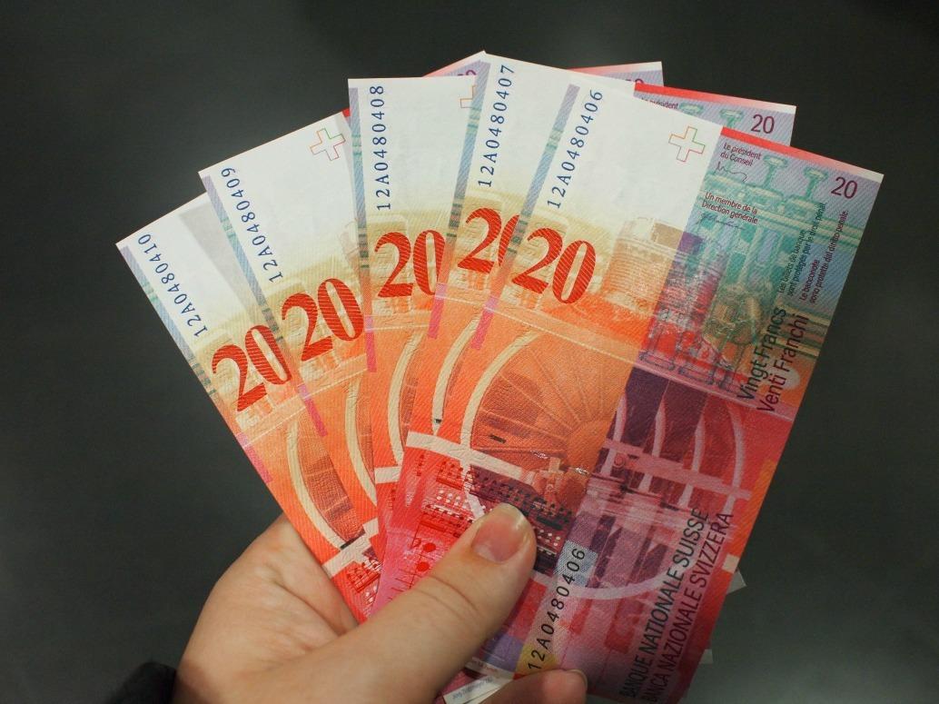 Reisverslag Basel Zwitsersgeld