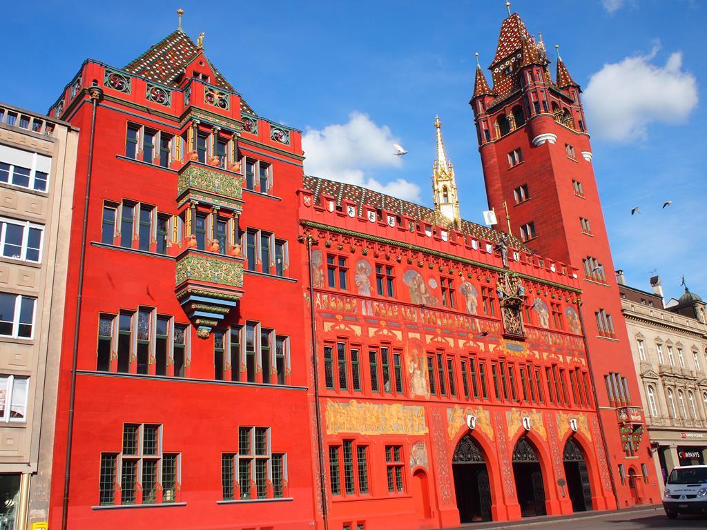 Reisverslag Basel Bazel Zwitserladn