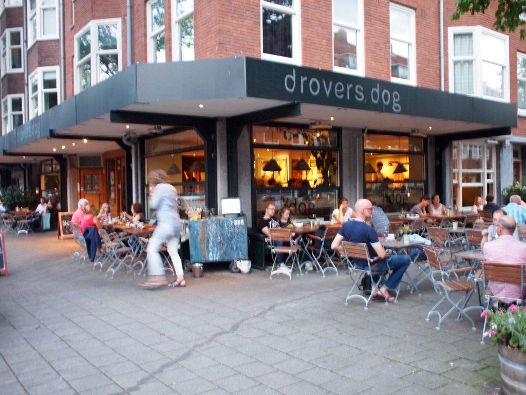 Hotspot Amsterdam Zuid Drovers Dog Australische restaurant
