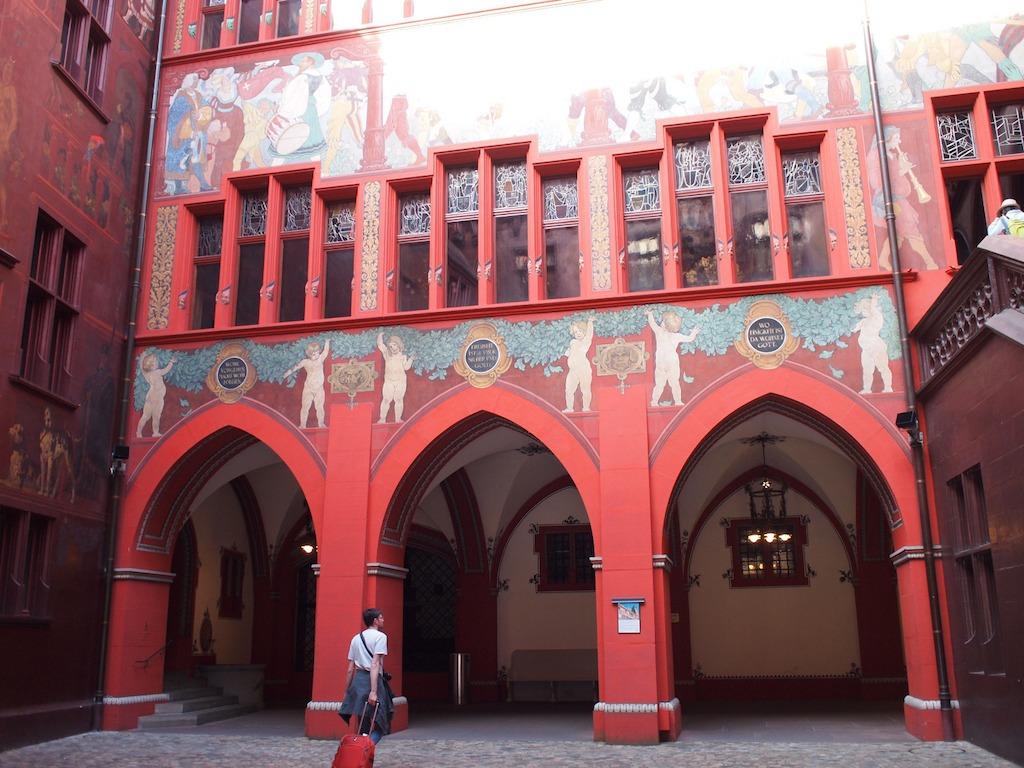 Basel Budget tip Altstadt