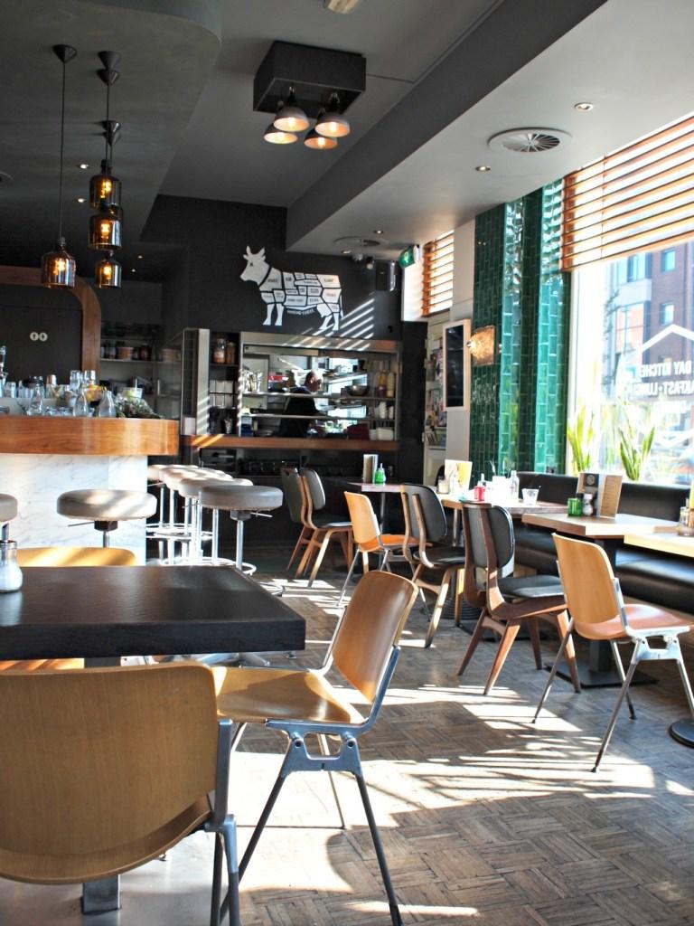 Caffe Milo hotspot Amsterdam Oost