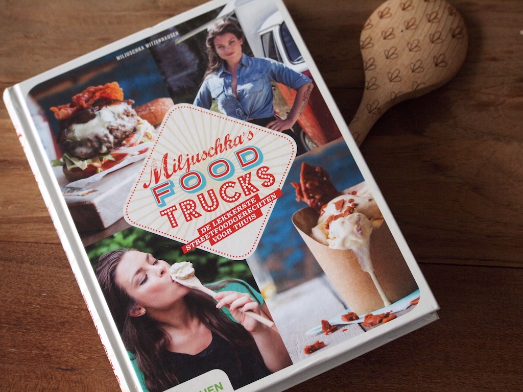 Review kookboek miljuschka food trucks kaft