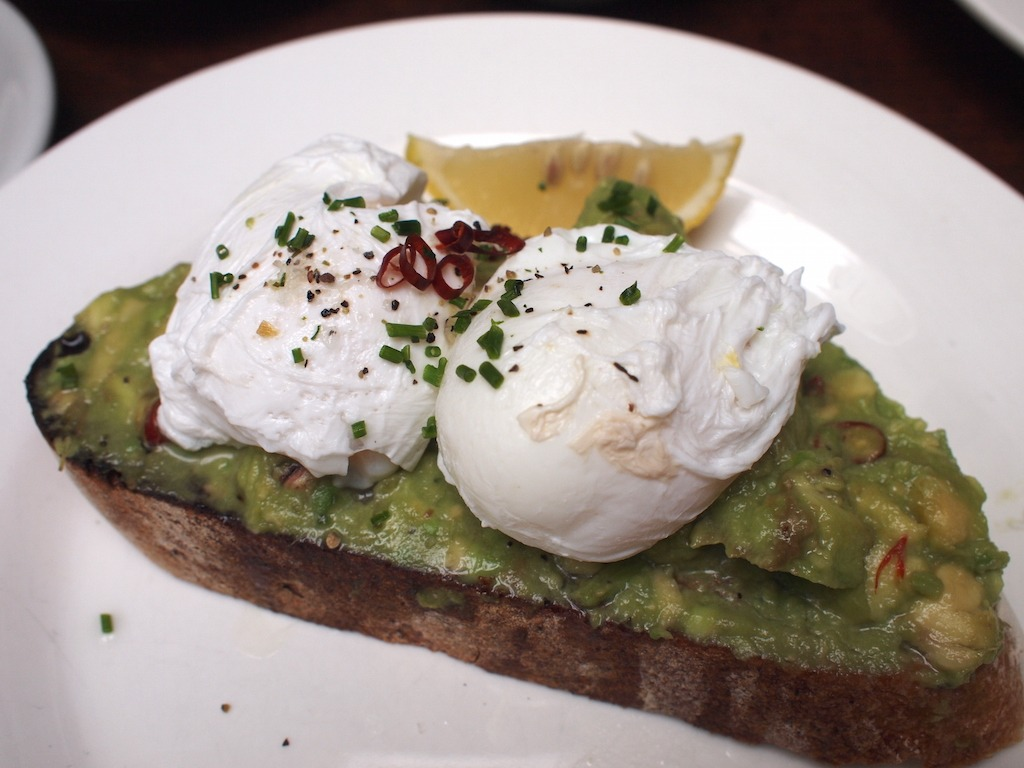 Restaurant Hoxton hotel Lotti's ontbijt
