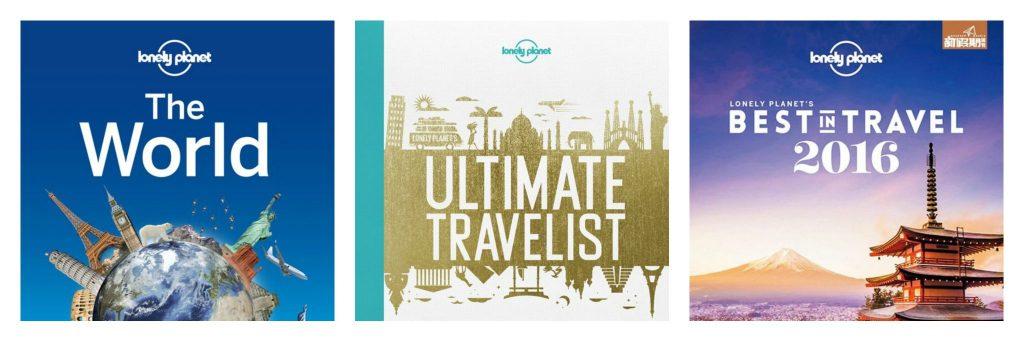 Cadeau tip reisliefhbber Lonely Planet