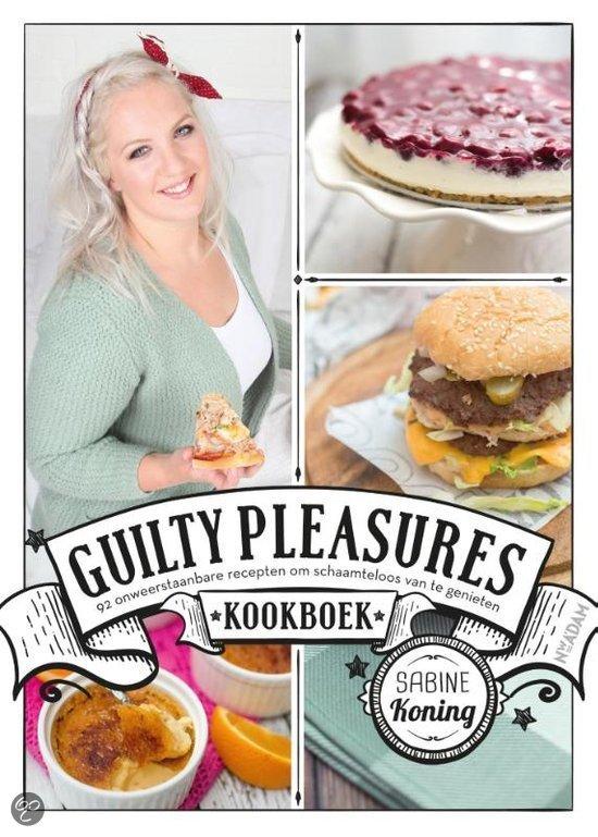 Kerstcadeau kookboek Guilty