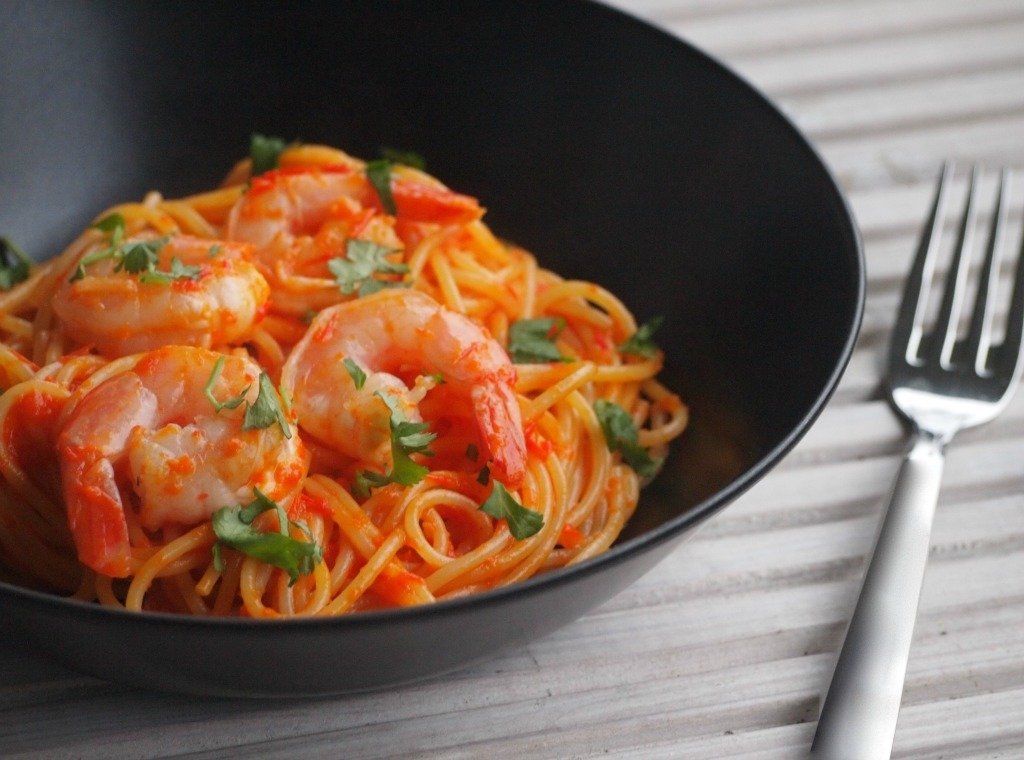 Pittige zoete pastasaus zonder tomaat
