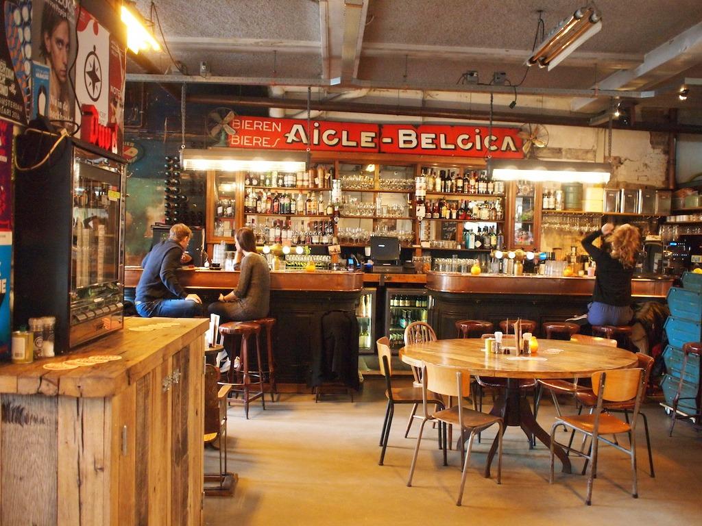 Stadcafe van mechelen Amsterdam Zuid